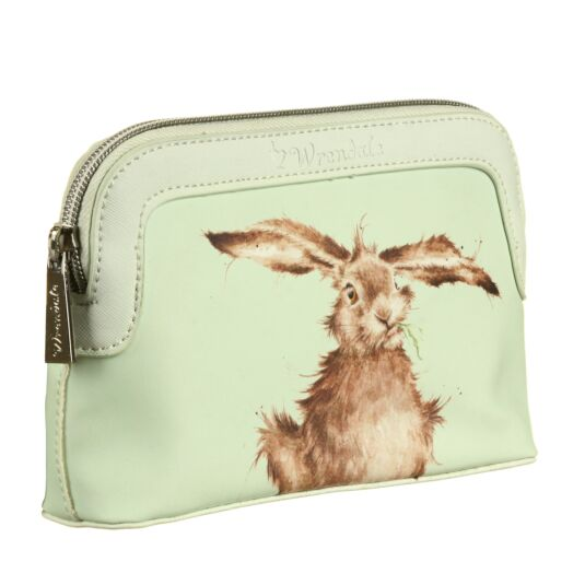 Hare Small Cosmetic Bag