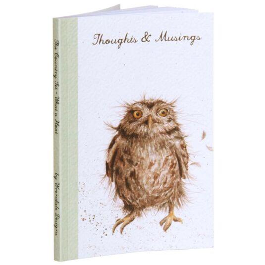 What a Hoot! Owl Notebook