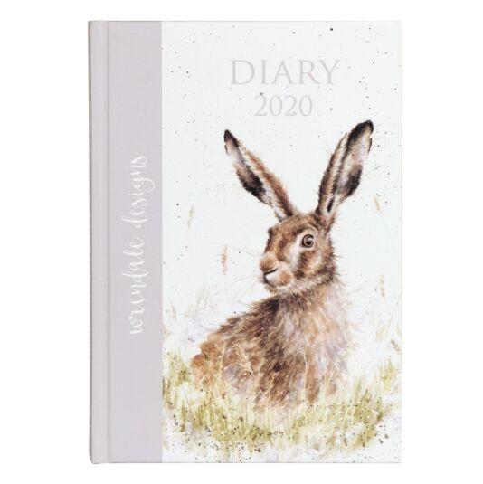 A5 Hardback Desk 2020 Diary