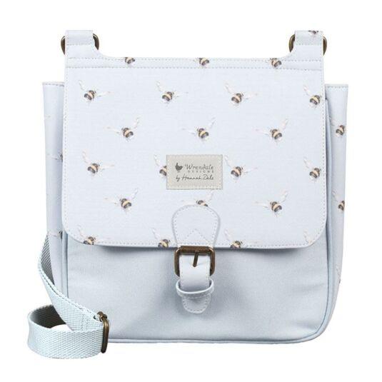 'Flight of the Bumblebee' Bee Satchel Bag