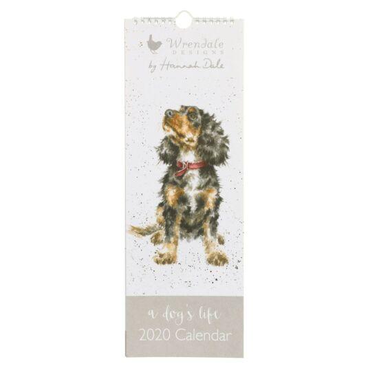 A Dog's Life Slim 2020 Calendar