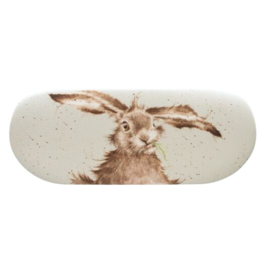 'Hare Brained' Glasses Case