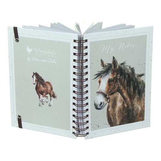 Spirit Spiral Bound Notebook