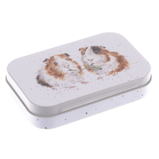 'The Trendsetter' Guinea Pig Keepsake Tin