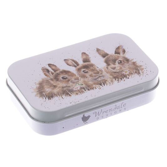 Daisy Chain Keepsake Tin