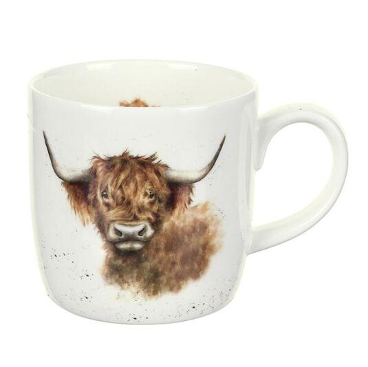 Highland Cow Mug 'Highland Coo'