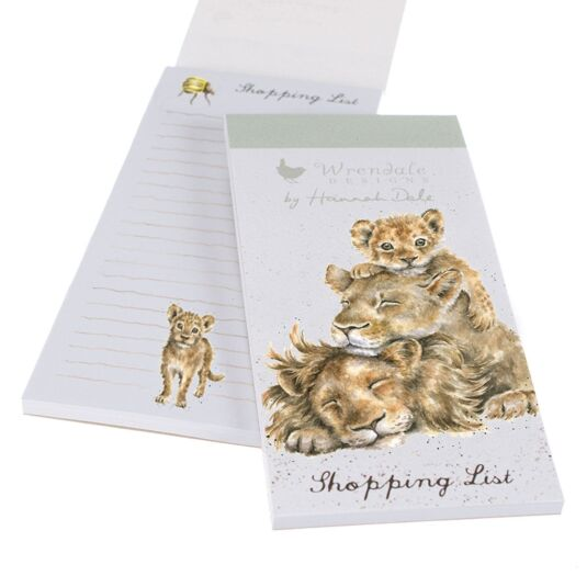 'Family Pride' Magnetic Shopping Pad