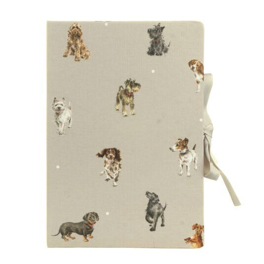 A Dog's Life Sticky Notes Book