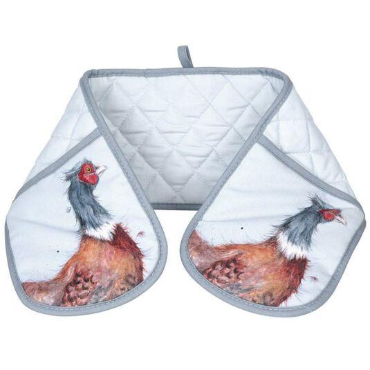 Pheasant Double Oven Glove