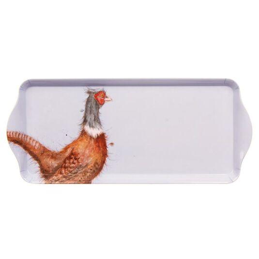 Pheasant Sandwich Tray