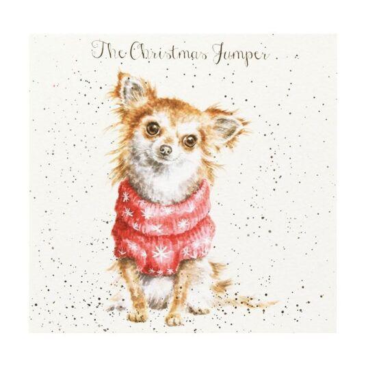'The Christmas Jumper' Christmas Card