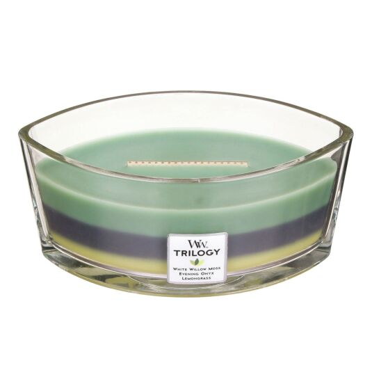 Hearthwick Woodland Shade Trilogy Candle