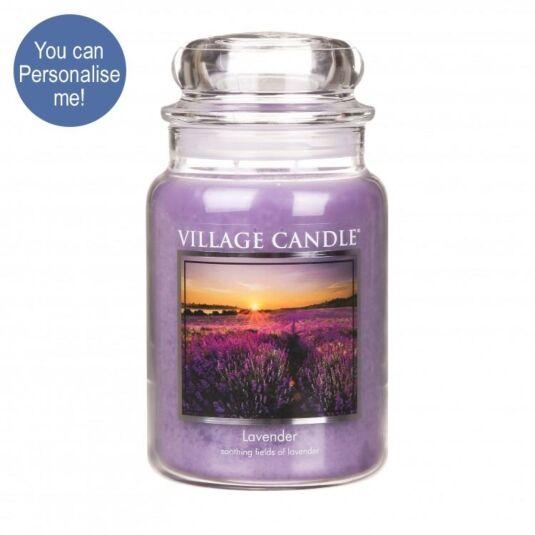 Lavender 26oz Jar Candle