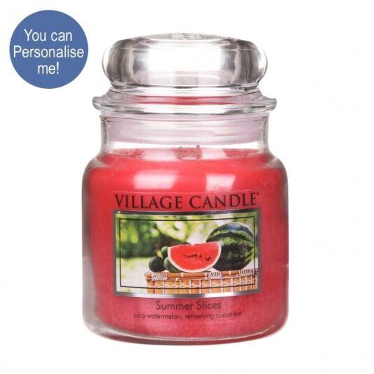 Summer Slices 16oz Jar Candle