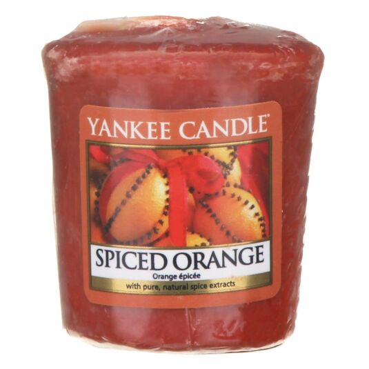 Spiced Orange Votive Candle