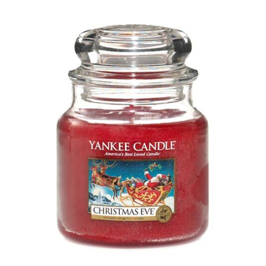 Christmas Eve Medium Jar Candle