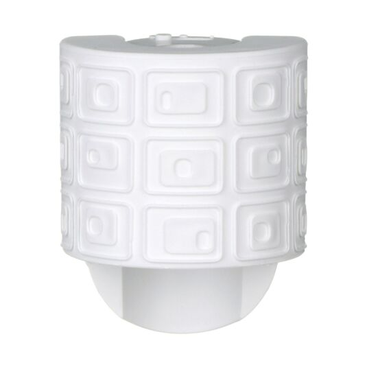 White Coloured Scent Plug Base