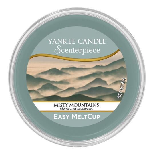 Misty Mountains Scenterpiece Melt Cup