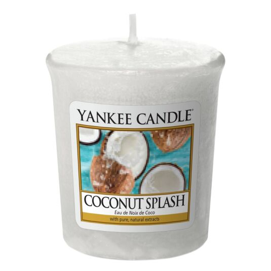 Coconut Splash Sampler Votive Candle