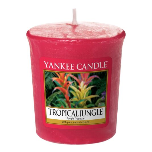 Tropical Jungle Sampler Votive Candle