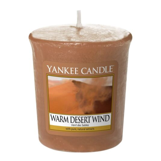 Warm Desert Wind Sampler Votive Candle
