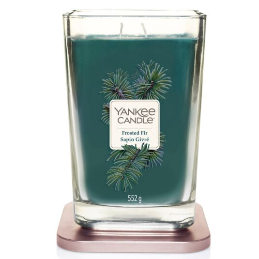 Frosted Fir Large Elevation Candle