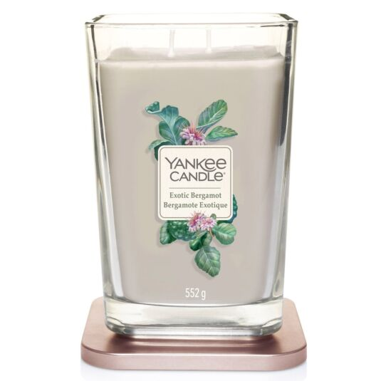 Exotic Bergamot Large Elevation Candle