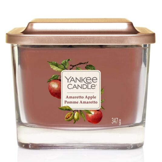 Amaretto Apple Medium Elevation Candle