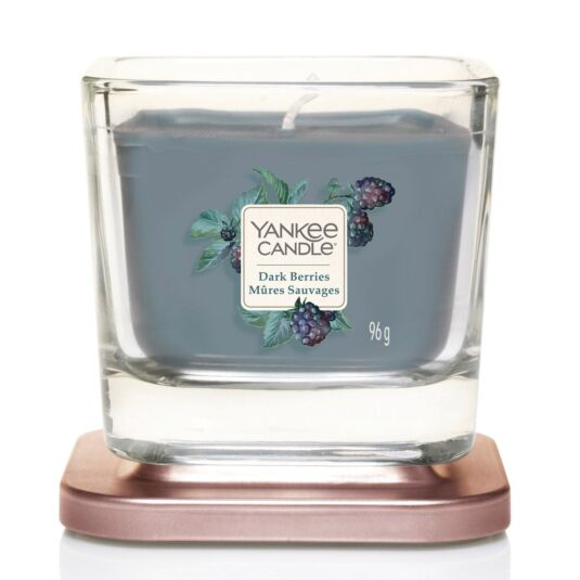 Dark Berries Small Elevation Candle