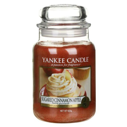 Sugared Cinnamon Apple Large Jar Candle