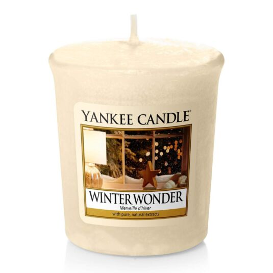 Winter Wonder Votive Candle