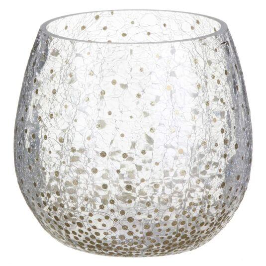 Holiday Sparkle Jar Holder