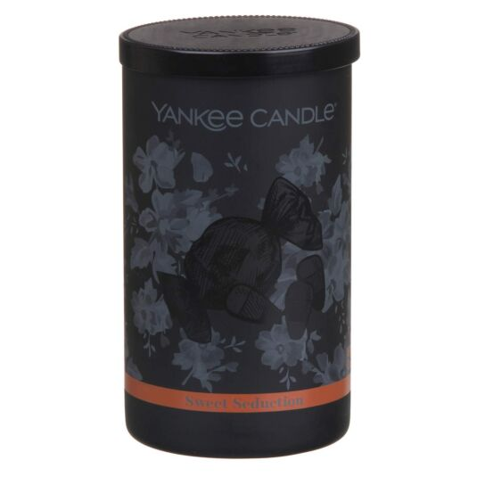 Mystic Nights Sweet Seduction Medium Pillar Candle
