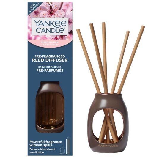 Cherry Blossom Metallic Pre-Fragranced Reed Starter Kit