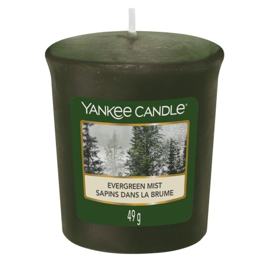 Evergreen Mist Votive Candle