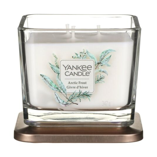 Arctic Frost Medium Elevation Candle