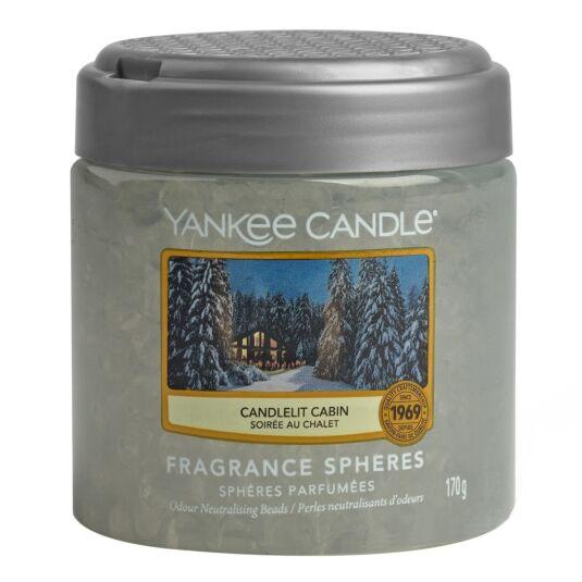 Candlelit Cabin Fragrance Sphere