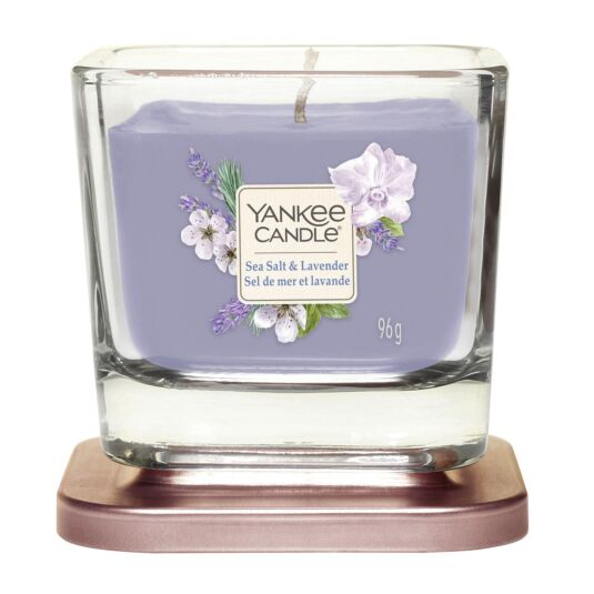 Sea Salt & Lavender Elevation Small Jar Candle
