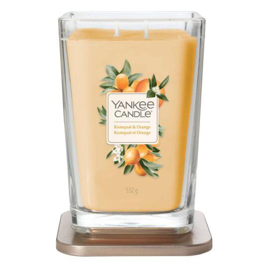 Kumquat & Orange Elevation Large Jar Candle