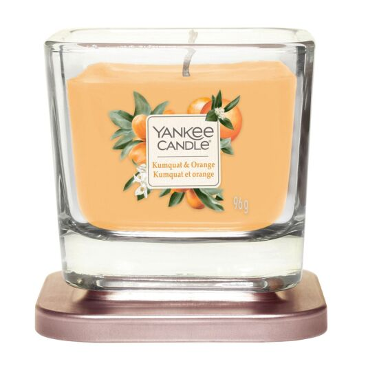 Kumquat & Orange Elevation Small Jar Candle