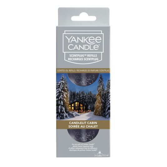 Candlelit Cabin Scent Plug Refill