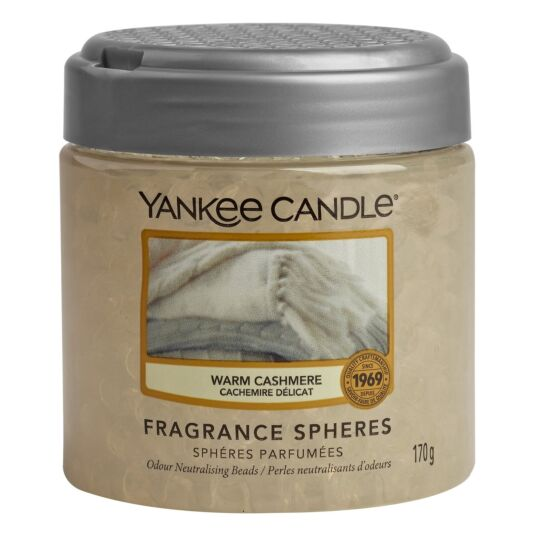 Warm Cashmere Fragrance Spheres