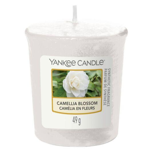 Camellia Blossom Sampler Votive Candle