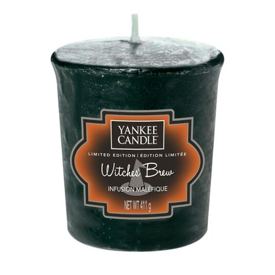 Halloween Witches' Brew Sampler Votive Candle