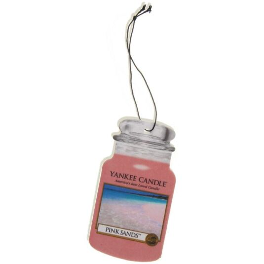 Pink Sands Car Jar Air Freshener