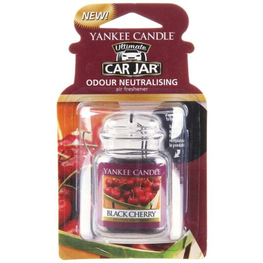 Black Cherry Car Jar Ultimate