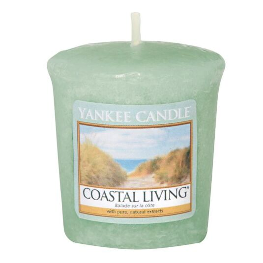 Coastal Living Sampler Votive Candle