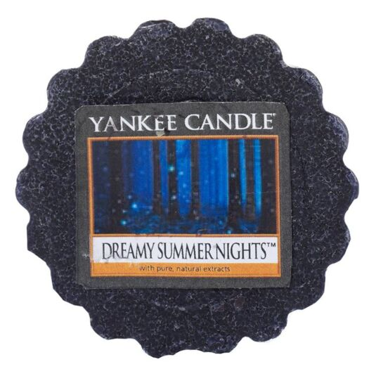 Dreamy Summer Nights Wax Melt Tart