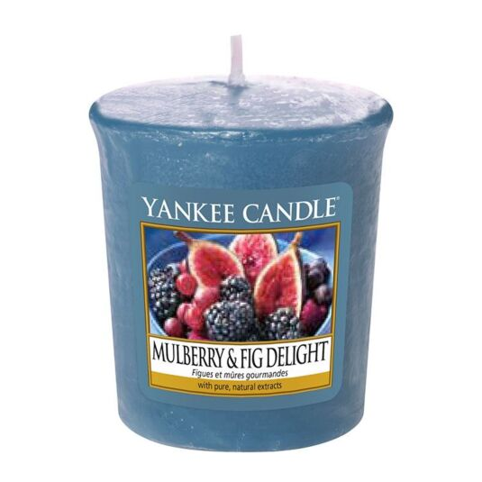 Mulberry & Fig Delight Sampler Votive Candle