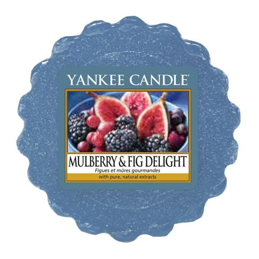 Mulberry & Fig Delight Wax Melt Tart